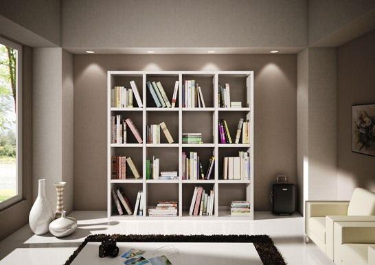 Vendita online shoparreda librerie mensole soggiorno for Librerie in legno componibili