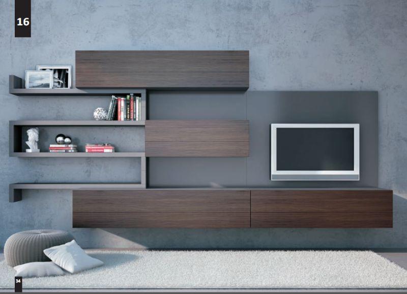 Kico living composizione n 16 moderno soggiorno for Composizione soggiorno moderno
