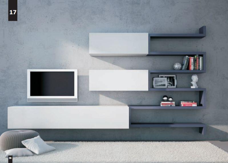 Kico living composizione n 17 moderno soggiorno - Soggiorno living moderno ...