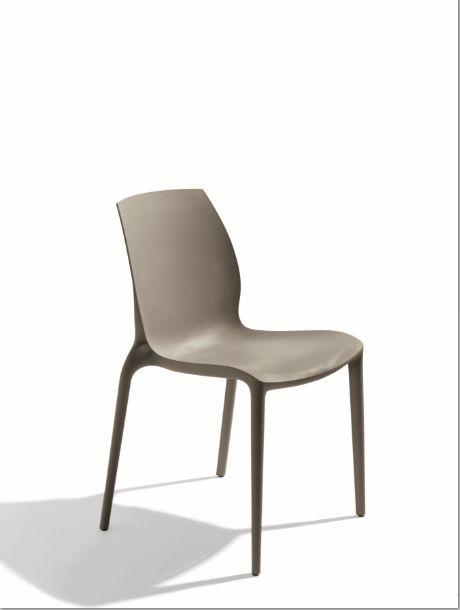 Sedia hidra sedie moderne sedute for Sedie pieghevoli moderne