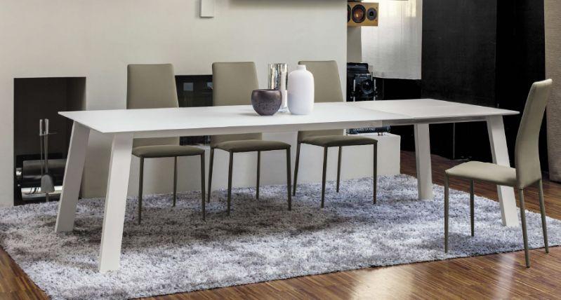 Tavolo Kalua 42.72 L. 190 x P. 100 tavoli moderni allungabili - tavoli
