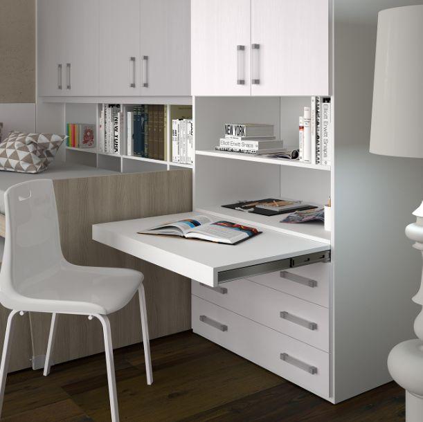 Neat armadio scrivania estraibile cq73 pineglen for Shop arreda