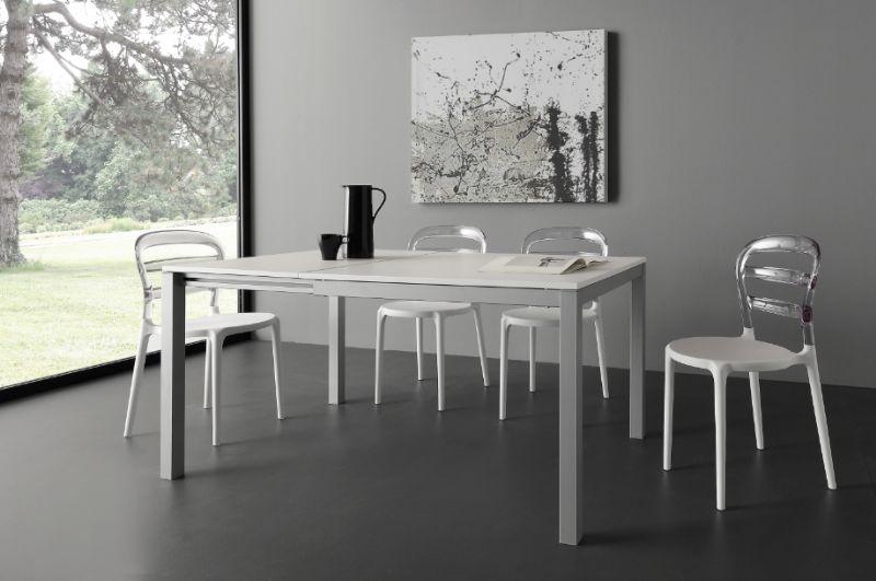 Tavolo Majestic Quadro 635QD 90x90 cm tavoli moderni ...