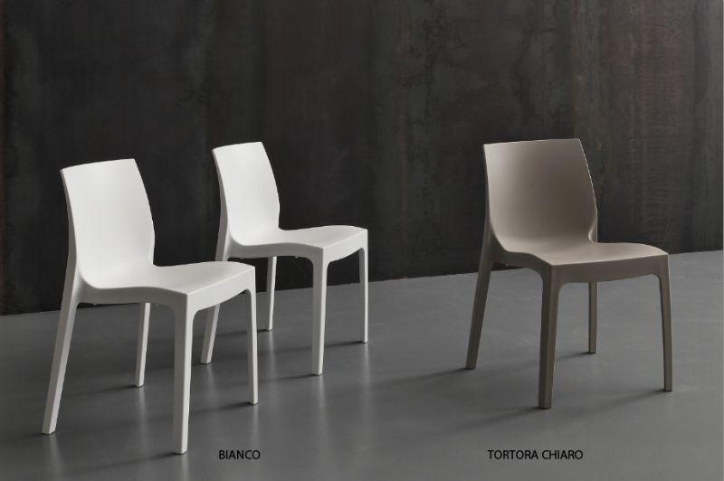 Sedia falena velvet 045 sedie moderne sedute