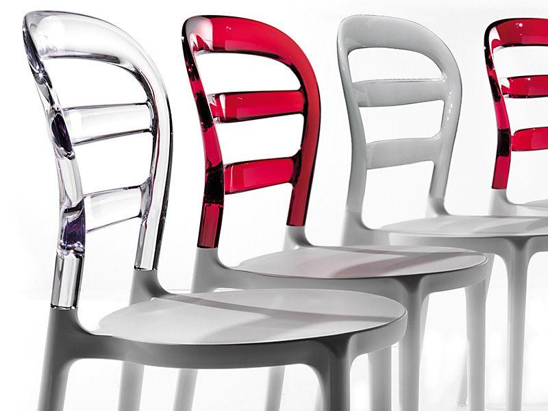 Vendita online shoparreda sedie moderne sedute for Sedie moderne trasparenti