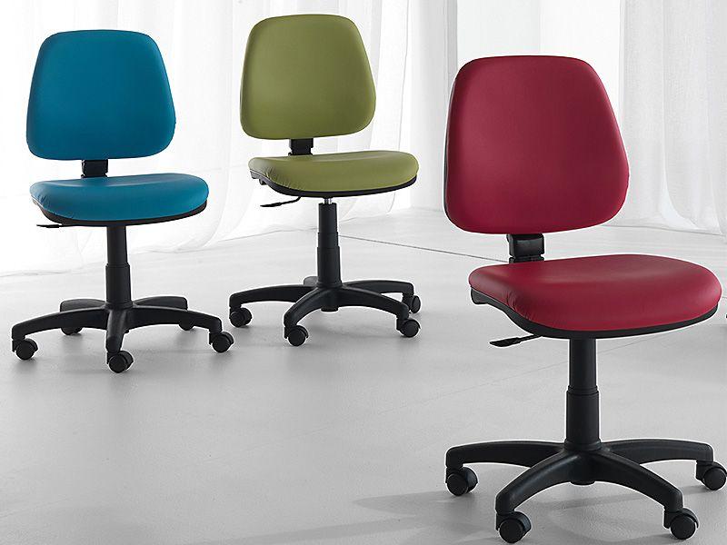 Sedie Ufficio Ecopelle : Vendita online shoparreda sedie ufficio sedute
