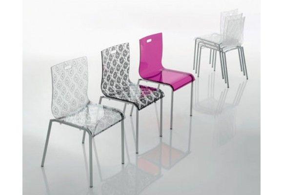 Sedia rebecca 237 sedie moderne sedute for Shop arreda