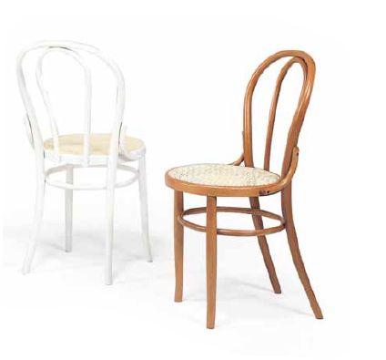 Sedia vienna tonda 172 sedie classiche sedute for Sedie da salotto classiche