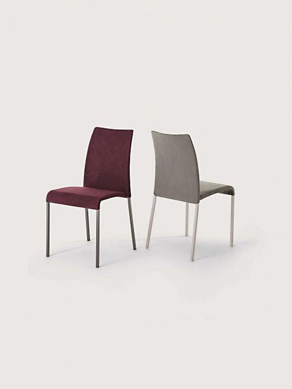 Sedia sissi 44.29 sedie ecopelle pelle sedute