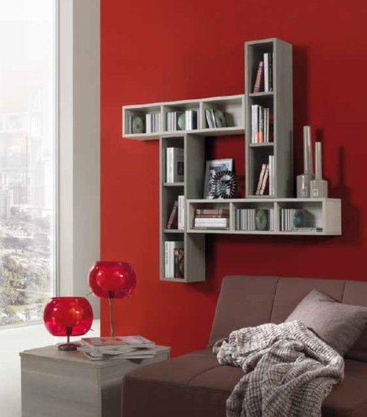 Mensola 329 librerie / mensole - soggiorno