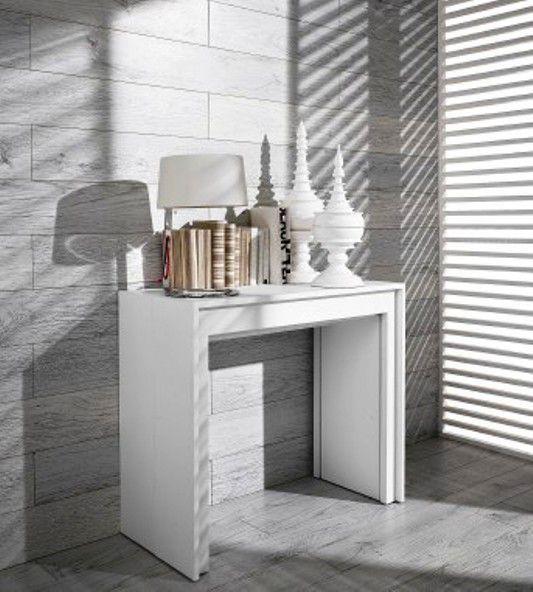 Consolle pinocchio tavoli consolle trasformabili tavoli for Consolle moderne in pelle