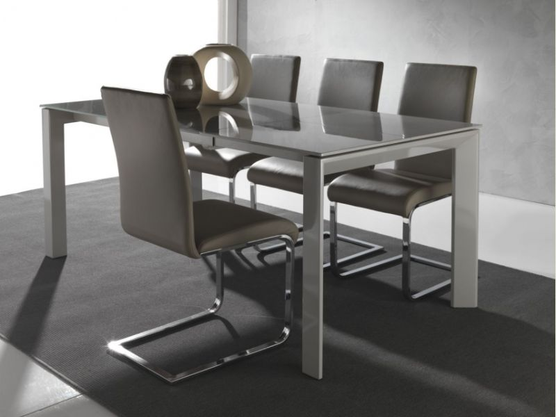 Tavolo Sliver 629 tavoli moderni allungabili - tavoli