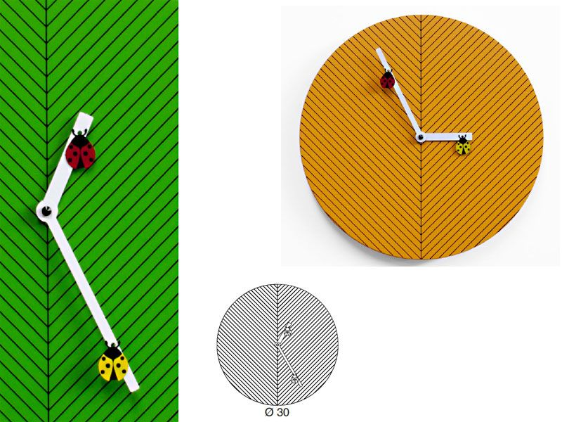 Orologio Time2Bugs 2265