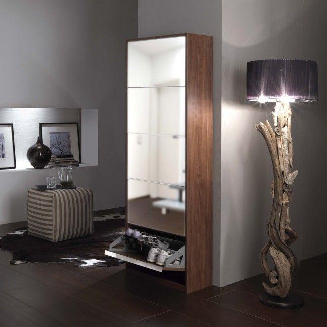 Scarpiera family specchio h180 scarpiere bagno - Specchiere contenitore per bagno ...