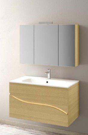 Specchiera contenitore grande specchiere bagno - Specchiere bagno contenitore ...
