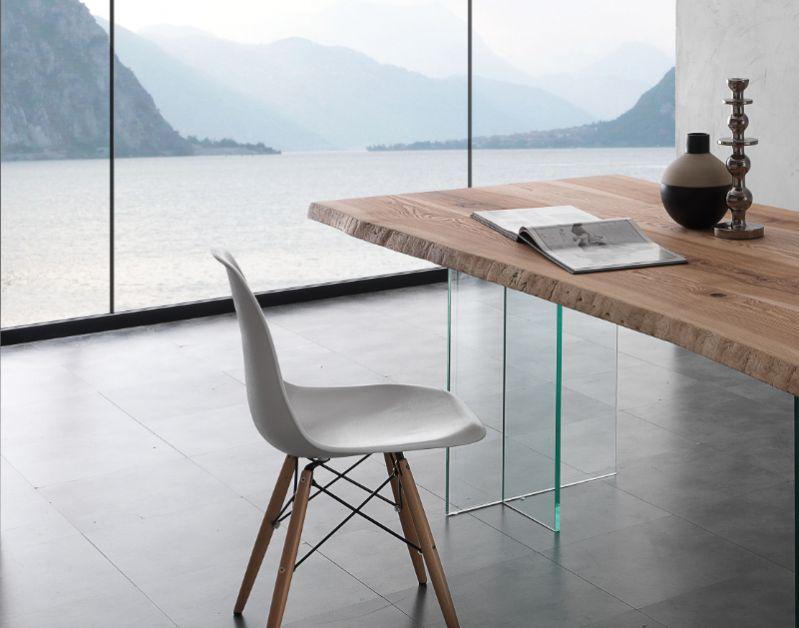 Tavolo bio glass 704 ve tavoli moderni fissi tavoli for Shop arreda