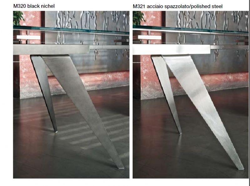 Tavolo ramos tavoli moderni fissi tavoli for Shop arreda