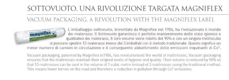 Materasso Leonardo Dual 10<br />Collezione Da Vinci materassi ...